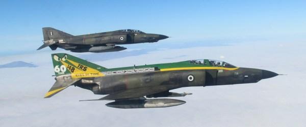 RF-4E Phantom Hellenic Air Force