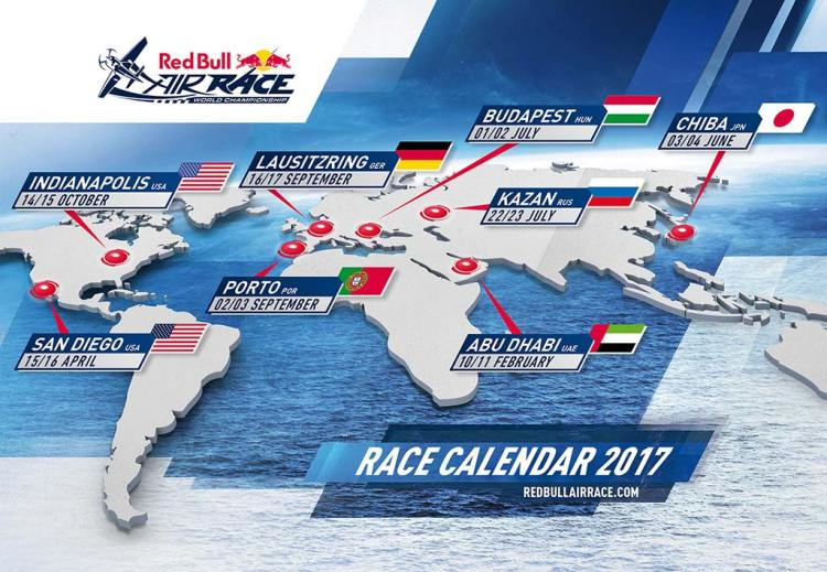 Red Bull Air Race 2017