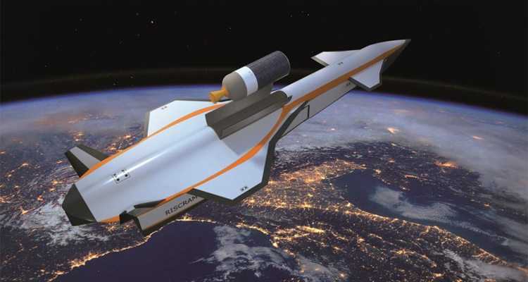 RISCRAM TSTO - Veicolo Space Plane