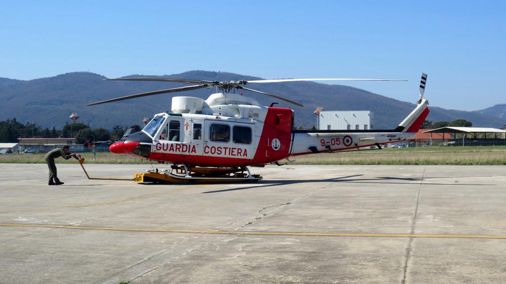 AB-412CP Koala Guardia Costiera