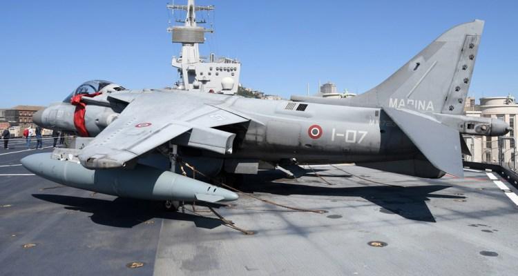 Harrier Gruppo Aerei Imbarcati MM