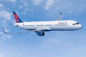 Airbus A321 Sharklet Delta Air Lines