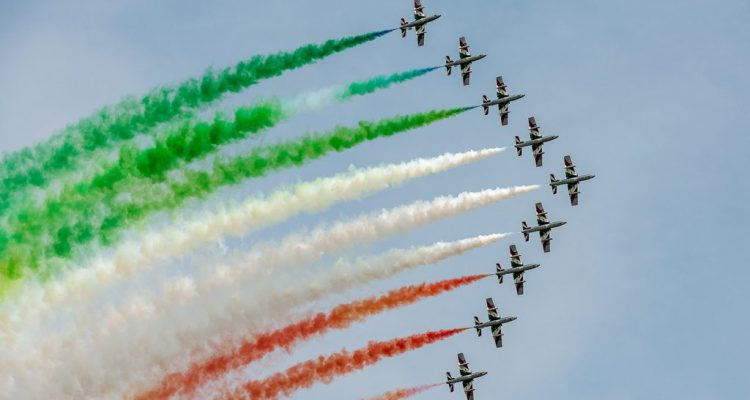 Pisa Air Show 2017 Frecce Tricolori