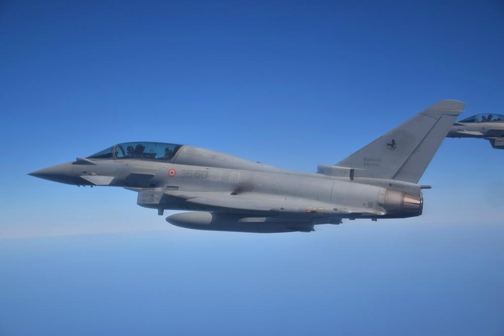 Eurofighter Typhoon F-2000B Aeronautica Militare