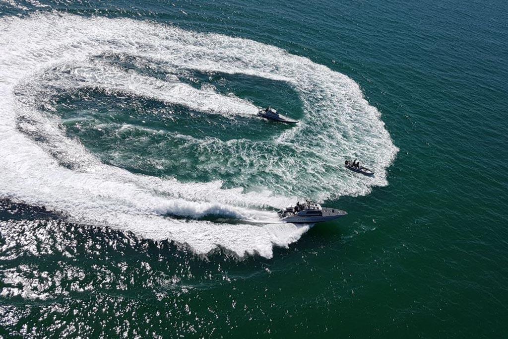 motovedette veloci della Gdf