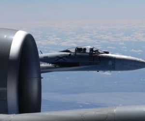 Russian Fighter Intercepts US Aircraft