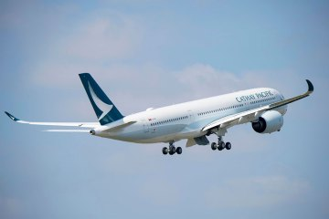 Airbus A350 XWB Cathay Pacific