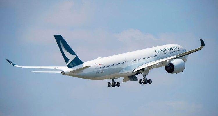 Airbus A350 XWB Cathay Pacific