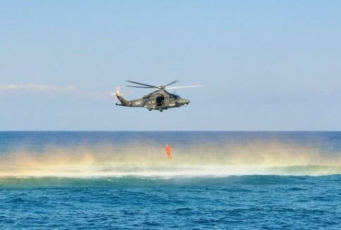 Elicottero 82° CSAR al Giardini Naxo Air Show
