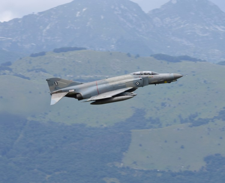 Phantom aeronautica militare greca