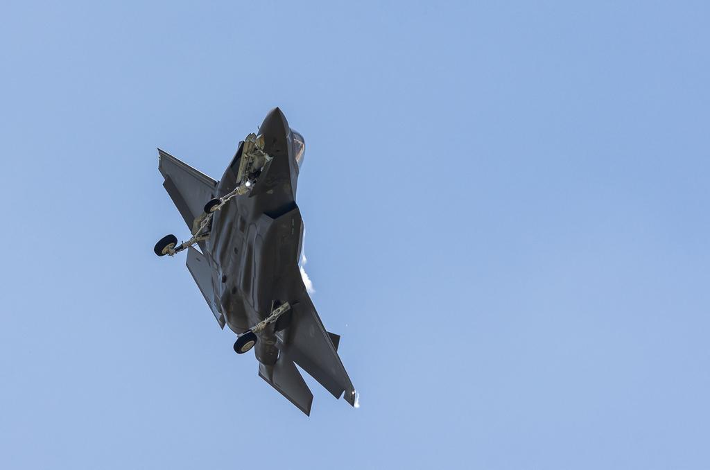 F-35A Aeronautica Militare AL-8