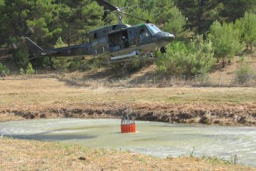 Attivita Antincendio Aeronautica Militare
