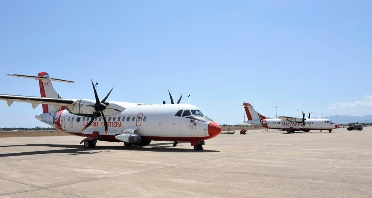 ATR-42MP Guardia Costiera
