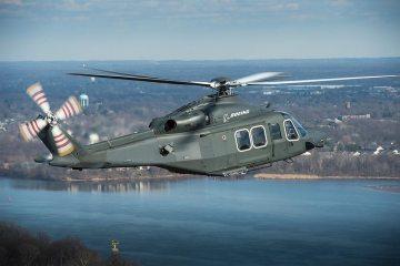 elicottero Boeing Leonardo MH-139