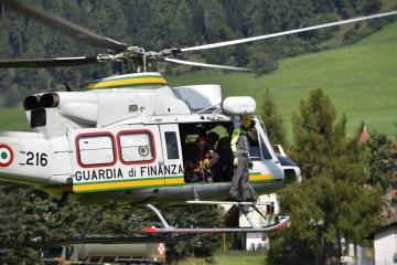HH-412C Sez. Aerea di Bolzano Guardia di Finanza