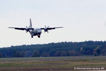 C-27J Spartan Slovak Air Force