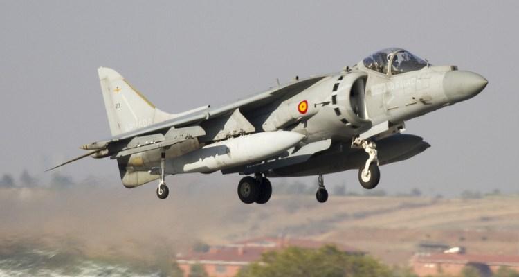 AV-8B Harrier II+ Armada Espanola