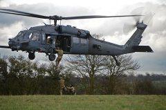 hh60 pave hawk usafe 57th Rescue Squadron