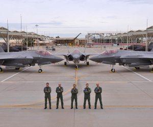piloti italiani di F-35
