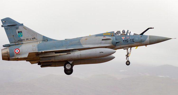Mirage 2000 Armée de l'Air