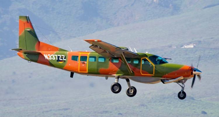 Cessna 208B Armée de l'Air du Cameroun