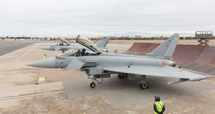 eurofighter typhoon spagnoli