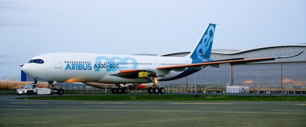 A330-800neo MSN1888 rolls-out-of-painthall