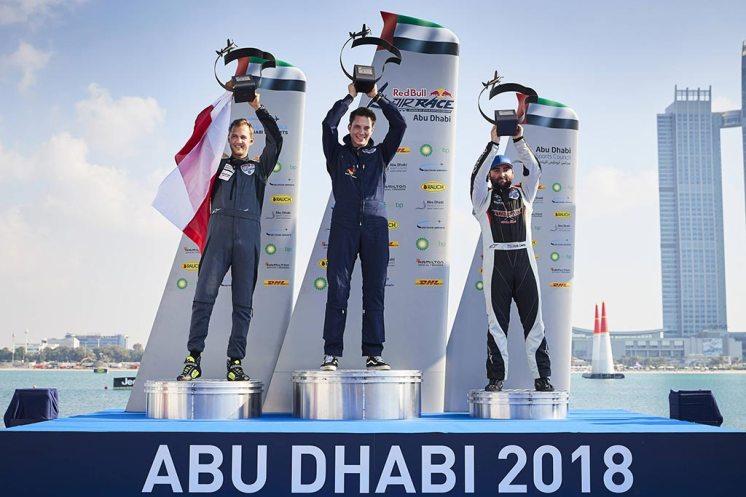 Red Bull Air Race Abu Dhabi 2018