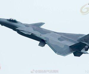 caccia stealth cinese J-20