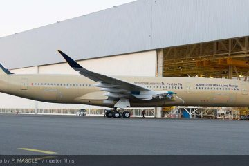 Airbus A350-XWB Ultra Long Range