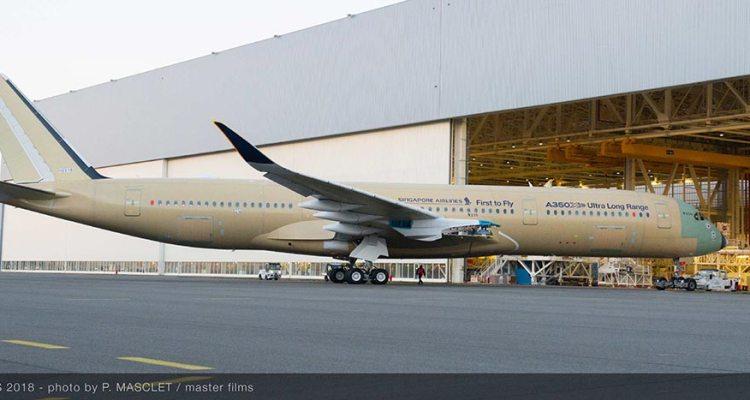 Airbus A350-XWB Ultra Long Range