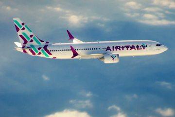 AIR Italy livrea aerei ex Meridiana