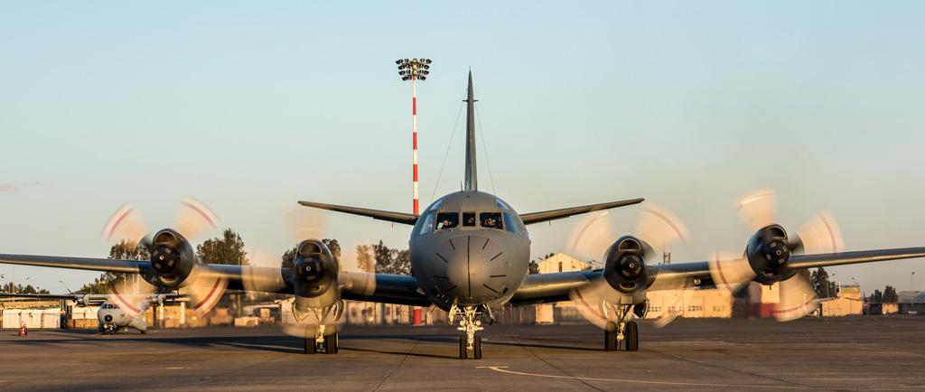DYNAMIC MANTA 18_MARITIME PATROL AIRCRAFT ACTIVITIES