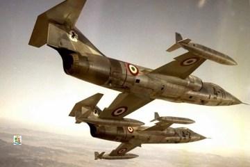 F104G Starfighter Aeronautica Militare