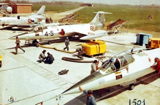 1O F1E 104G Nuclear strike
