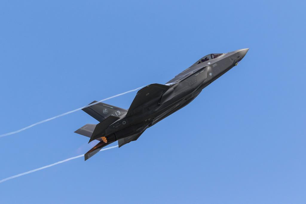 F-35A Aeronautica Militare Italiana