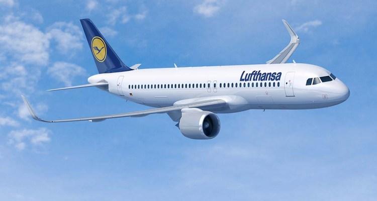 Airbus A320neo Lufthansa