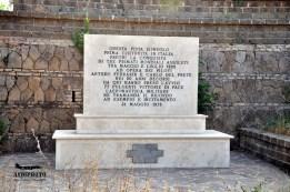 A5 cippo commemorativo