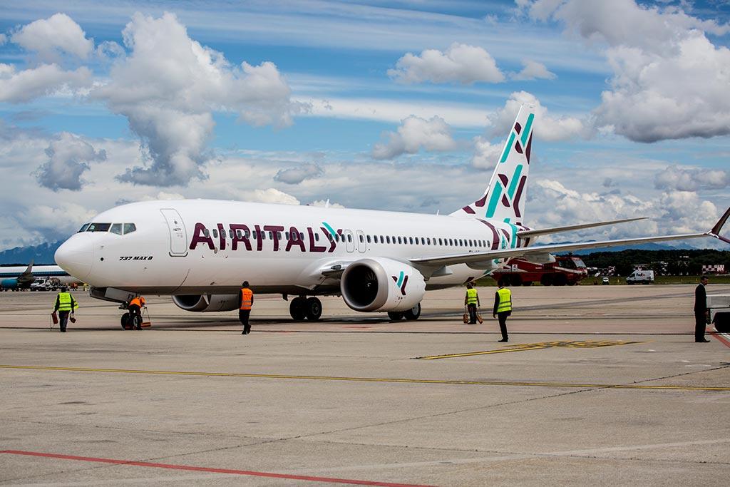 Air Italy annuncia: