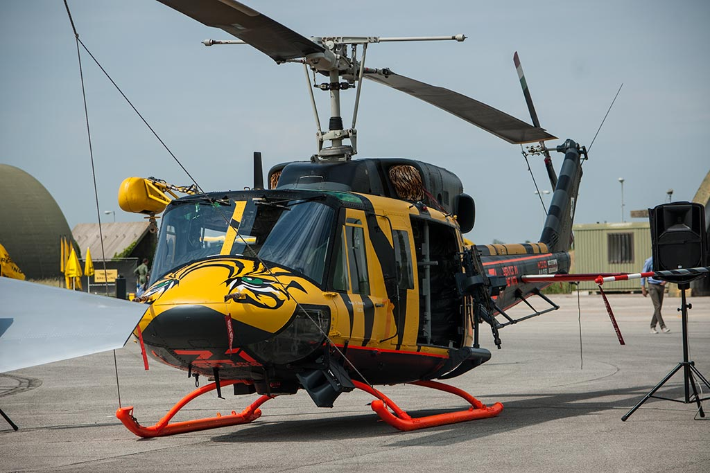 HH-212 ICO Aeronautica Militare Tiger Meet 2018