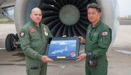 Sigonella visita delegazione Giappone con velivolo P-1 (8)