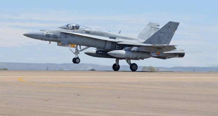 EF-18 Hornet Ejercito del Aire - Aeronautica Militare Spagnola