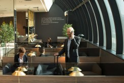 The new Star Alliance lounge in Rome FCO Airport