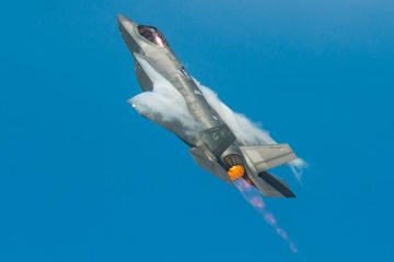 F-35 Auto GCAS