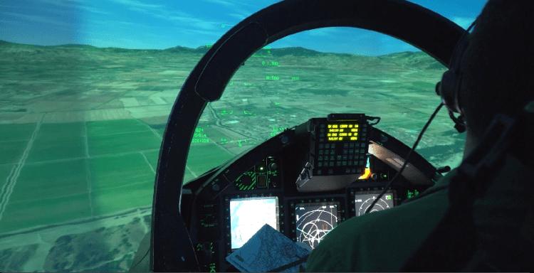 Immagine simulatore Spartan Alliance 2018
