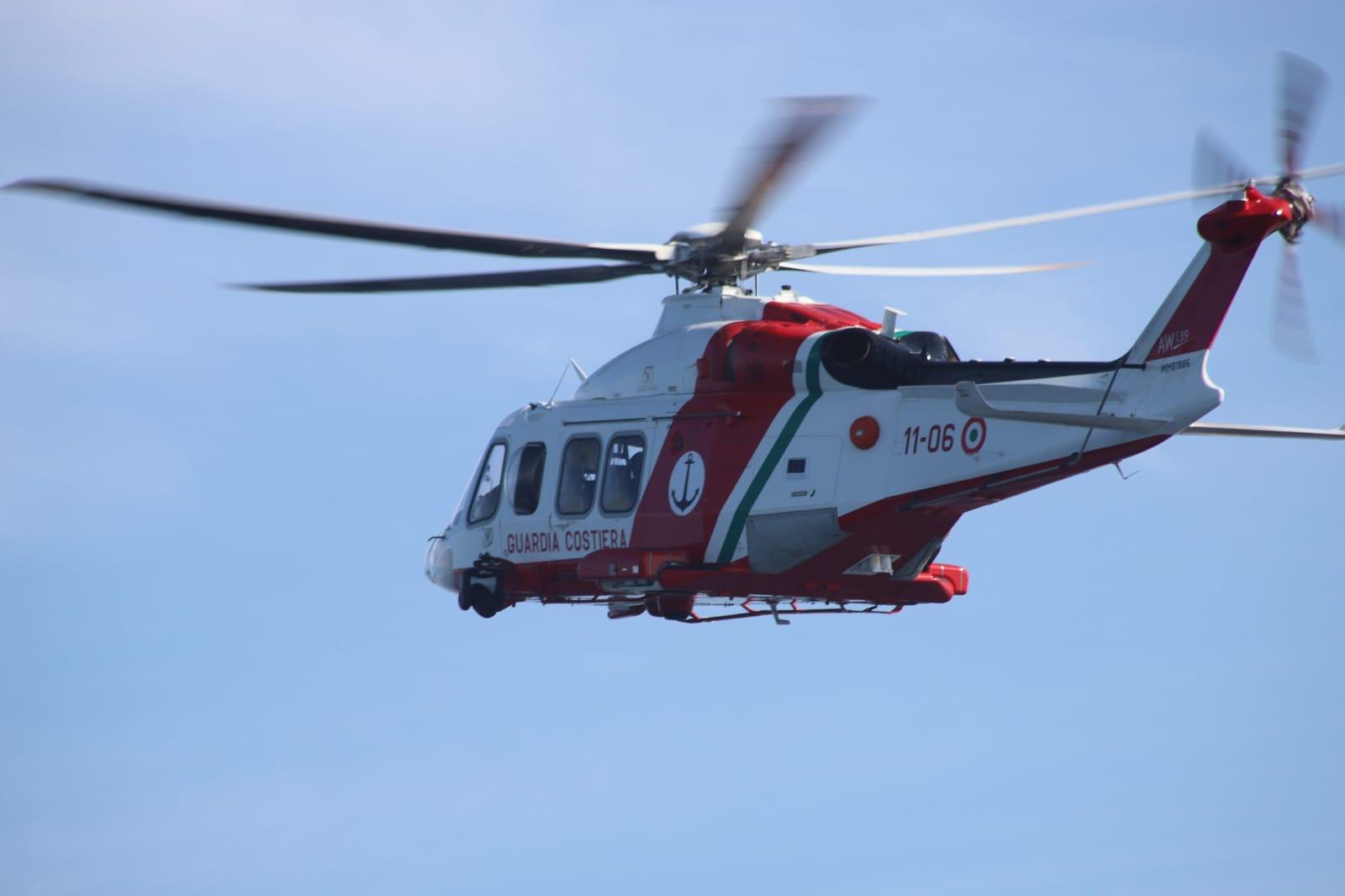 Elicottero 139 : Guardia costiera: esercitazione ramoge pol 2018 aviation report