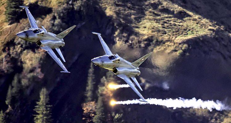 F-5E Tiger II Swiss Air Force