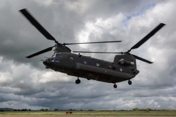 ch47 chinook aviazione esercito italiano esercitazione caex