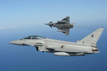 eurofighter typhoon aeronautica militare italiana
