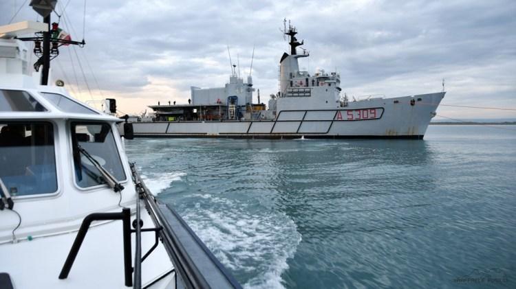 Nave Anteo Marina Militare